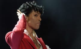 Prince at 10th Anniversary Essence Music Festival, 2004