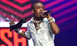 Lil Uzi Vert performs in Atlanta.
