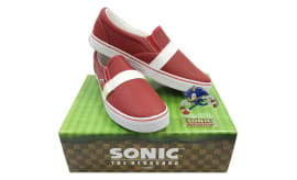 Sonic the Hedgehog Annipon Red Sneakers Box