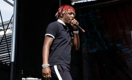 Lil Yachty performs during the 2017 Hot 97 Summer Jam