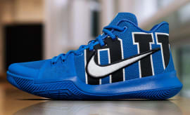 Duke Nike Kyrie 3 Profile
