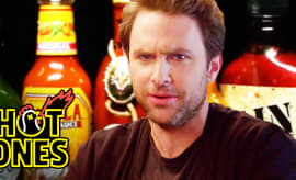 Charlie Day Hot Ones thumb