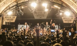Metallica House of Vans London