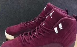 Air Jordan 12 XII Bordeaux Release Date Main 130690-617