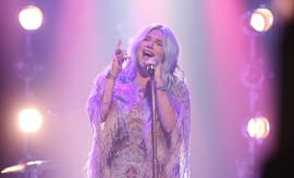 This is a photo of Kesha.