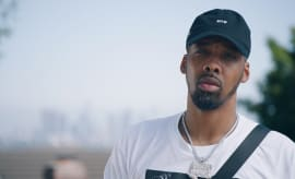 Chevy Woods for 'Run the Underground'
