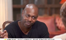 Dave Chappelle x CBS This Morning
