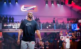Kobe Bryant Paris 1 Oct 2017