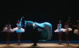 "Belly's ""Ballerina"" video."