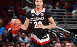 Jayson Tatum Duke McDonald's All-American