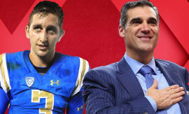 "Should Nova's Jay Wright Go to NBA?; ""Millennial"" Josh Rosen; HOF Slander 