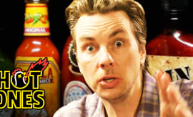 Hot Ones Dax Shepard Thumb