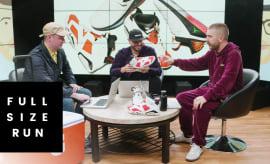 Full Size Run Sneaker Violence