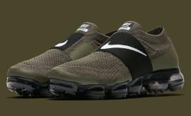 Olive Nike Air VaporMax Moc AA4155-300