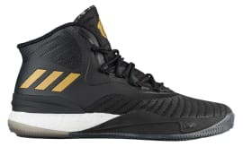 Adidas D Rose 8 Black Gold White Release Date CQ1618