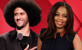 Guest Jemele Hill Talks Trump's Kaepernick Invite, Twitter Threats, and Rockets-Warriors | Out of Bo