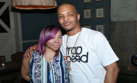 TI and Tiny at ASCAP party 2015