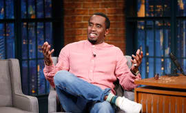"Sean ""Diddy"" Combs on 'Late Night With Seth Meyers'"