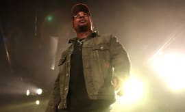 CyHi the Prynce performs in support of his 'No Dope on Sundays.'