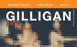 "D.R.A.M. ""Gilligan"" f/ ASAP Rocky and Juicy J"