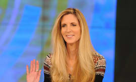 Ann Coulter on 'The View'