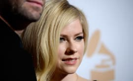 Avril Lavigne at 2016 Pre-GRAMMY Gala And Salute to Industry Icons Honoring Irving Azoff