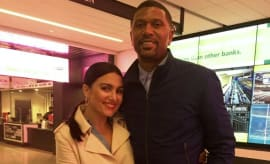 Jalen Rose and Molly Qerim.
