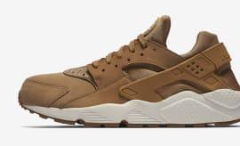 Wheat Nike Huarache Flax 318429-202