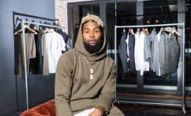 Odell Beckham Jr's at 13 x twenty launch