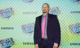 This is a photo of David Ayer.