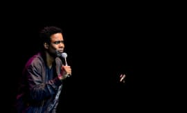 This is a photo of Chris Rock.