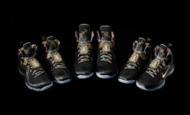 Watch the Throne Nike LeBron 9