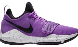 Nike PG1 Bright Violet Release Date 878627-500 Profile