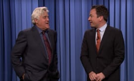 Jay Leno, alleged comedian
