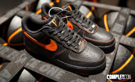 Vlone Nike Air Force 1 ToeBox