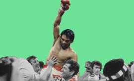 Oral History Duran vs. Leonard Lead Image