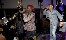 Lil Yachty performs at the closing night of The Illmore SXSW 2016