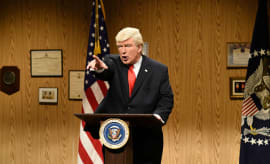 This is a photo of Donald Trump.