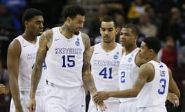 Last Night This Morning: Kentucky Laid The Smack Down