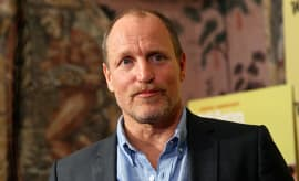 Woody Harrelson attends the 'Wilson' New York Premiere