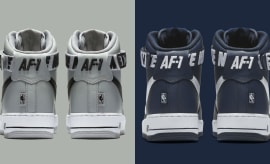 Nike Air Force 1 High NBA Statement Game Release Date
