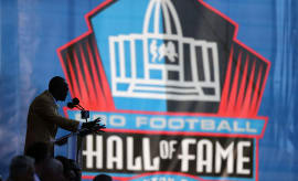 Marvin Harrison Pro Football Hall of Fame 2016