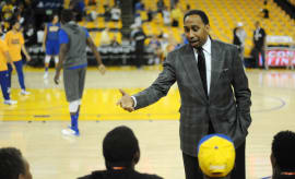 Stephen A. Smith Game 7 2016