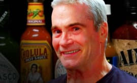 Henry Rollins Hot Ones Thumb
