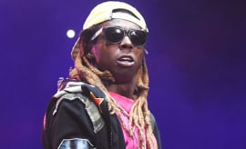 Lil Wayne makes a surprise appearance