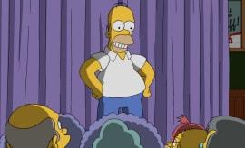 Homer Simpson is a nice guy.