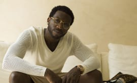 Gucci Mane press photo.