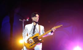 Prince in Paris 2009.