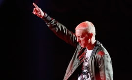 Eminem performing at 2014 MTV Movie Awards