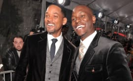 Tyrese shares photo of himself and Will Smith.
